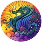 Bright Fantasy Dragon