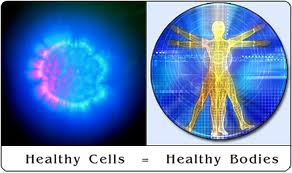 HEALTHY CELLS = HEALTHY BODY