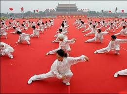 Cultural Transformation Through Tai Chi and Qigong
