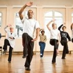 Typical American Qigong and Tai Chi Class